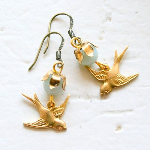 Little Bird Earrings