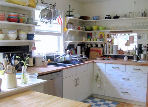 Our Super Budget Kitchen - Nest Decorating & Designs by Tamar