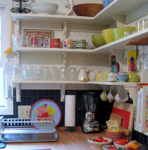 Our Super Budget Kitchen Nest Decorating Amp Designs By Tamar