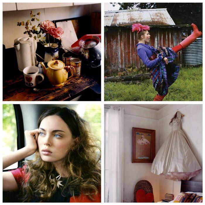 Collage Hugh Stewart