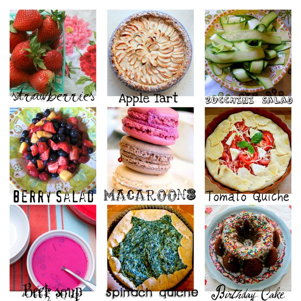 Food collage good