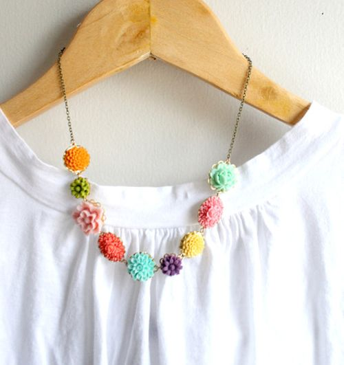 Spring necklace3