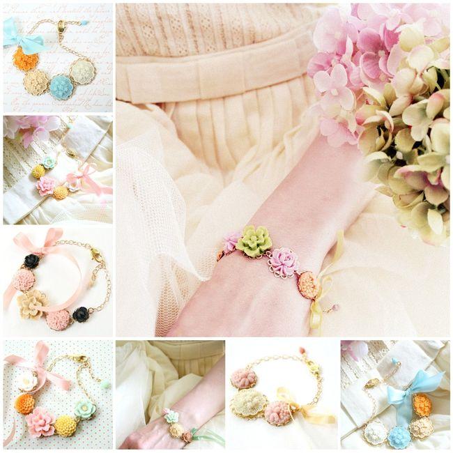 Bracelet collage no text