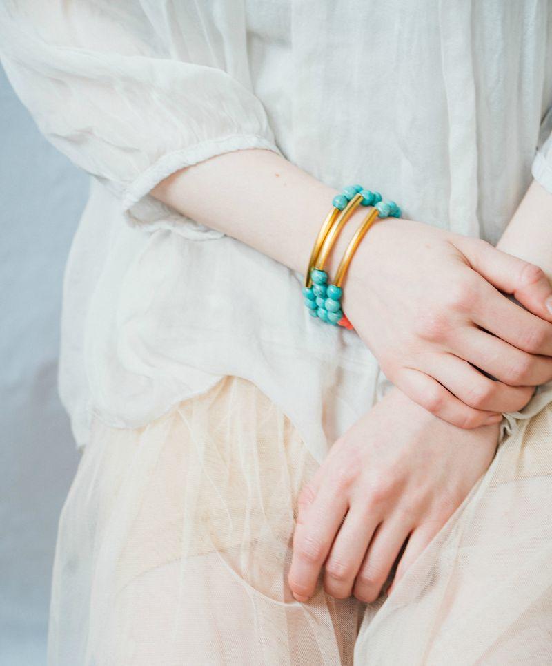 Turquoise bracelet 5 small